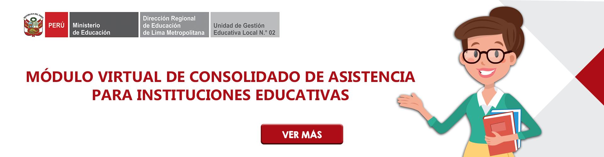 Ugel 02 Unidad De Gestión Educativa Local 02